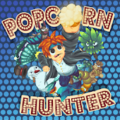 Popcorn Hunter (Jump and Run)