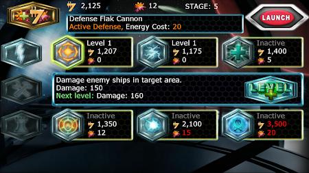 Galaxy Defender: Battlestation 1.09 screenshot 25741