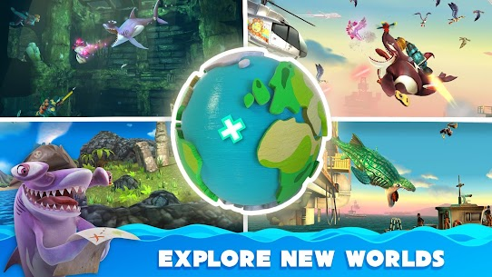 Hungry Shark World Mod Apk 7