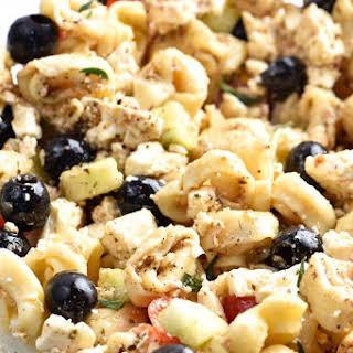 Cheese Tortellini Pasta Salad Recipes.