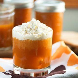 Pumpkin Pie Moonshine.