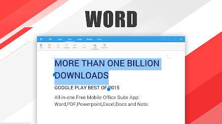 WPS Office - Word, Docs, PDF, Note, Slide & Sheet APK screenshot thumbnail 10