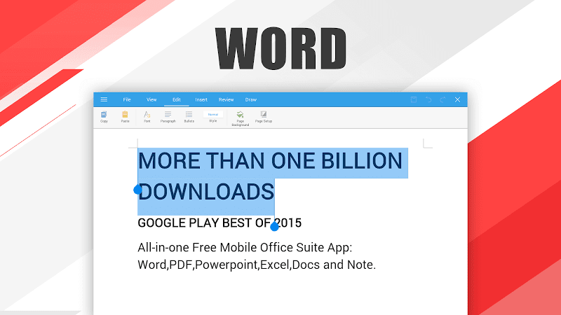 WPS Office - Word, Docs, PDF, Note, Slide & Sheet Screenshot 17