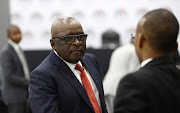Former cabinet minister and ANC NEC member Ngoako Ramatlhodi at the Zondo commission of inquiry into state capture on November 28 2018.