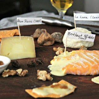 Quality Gourmet Cheese Platter for the Senses