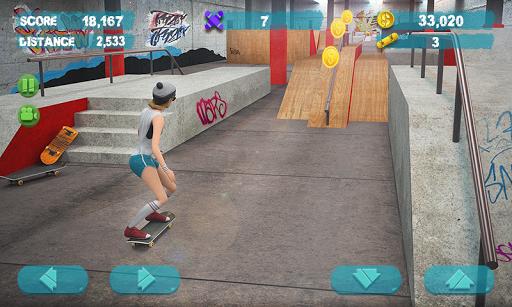 Street Skater 3D: 2 1.3 screenshots 7