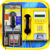 Pay Phone Simulator - Retro Public Phones FREE
