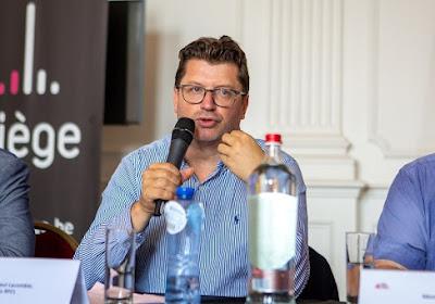 """Jean-Paul Lacomble, président du RFC Liège : """"Tout mettre en oeuvre pour être en mesure de jouer contre Anderlecht"""""""