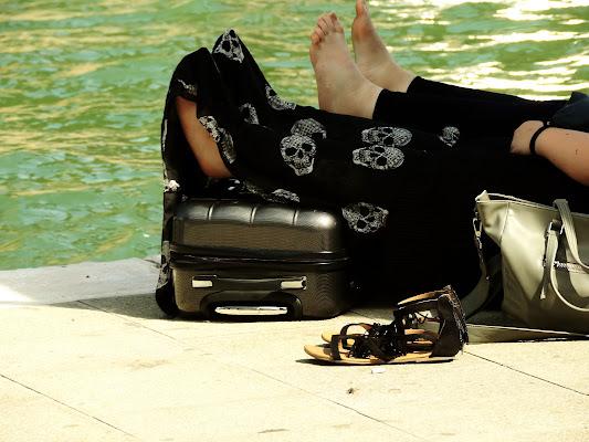 camminare per Venezia è da morire di renzo brazzolotto