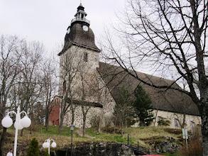 Photo: Naantali church