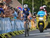 Evenepoel denkt luidop over WK-selectie voor renner die indruk maakte in Brussels Cycling Classic
