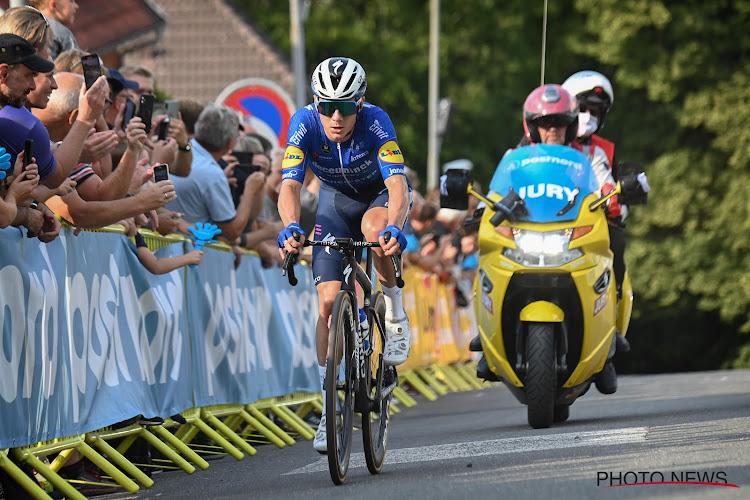 """Breedte bij Deceuninck-Quick.Step stemt Evenepoel positief: """"We gaan daar met een heel sterke ploeg naartoe"""""""