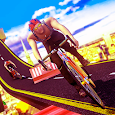 BMX Rider Game 2019:Fearless BMX Bicycle Stunts 3D icon
