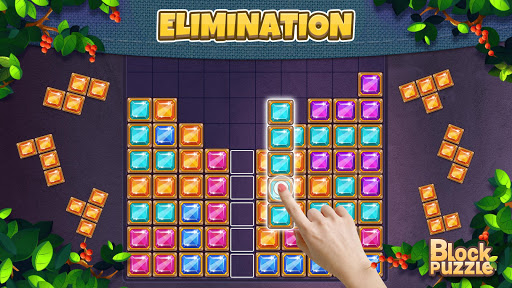 Wood Block Puzzle: Classic wood block puzzle games 1.0.7 screenshots 2