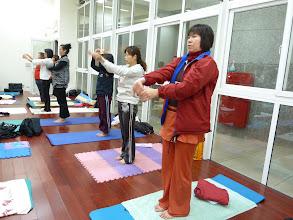 Photo: 20110323健康活力瑜珈002