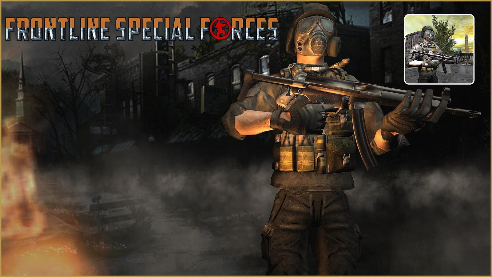 Frontline Special Forces- screenshot