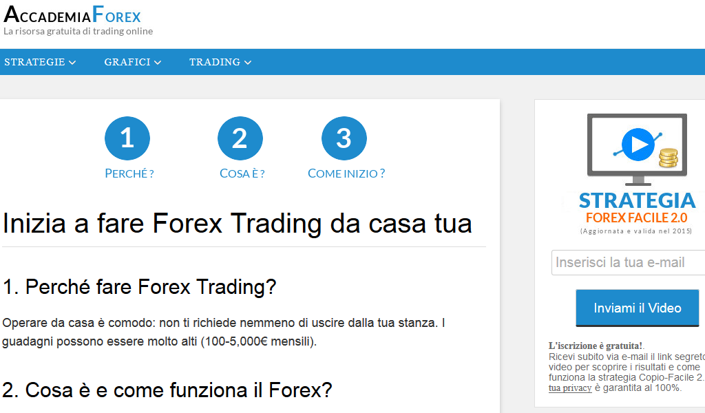 Trading forex di hp android