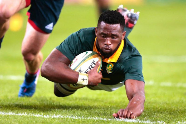 Siya Kolisi nominated for top award.