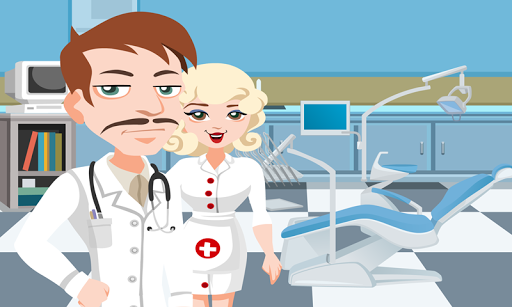 Doctor Dentist - surgery game