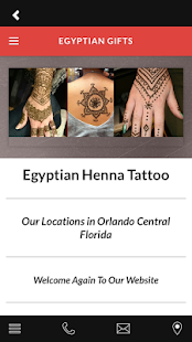 Egyptian Henna Tattoo old town- screenshot thumbnail