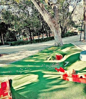 Parque Infante Dom Pedro - Parque da Cidade