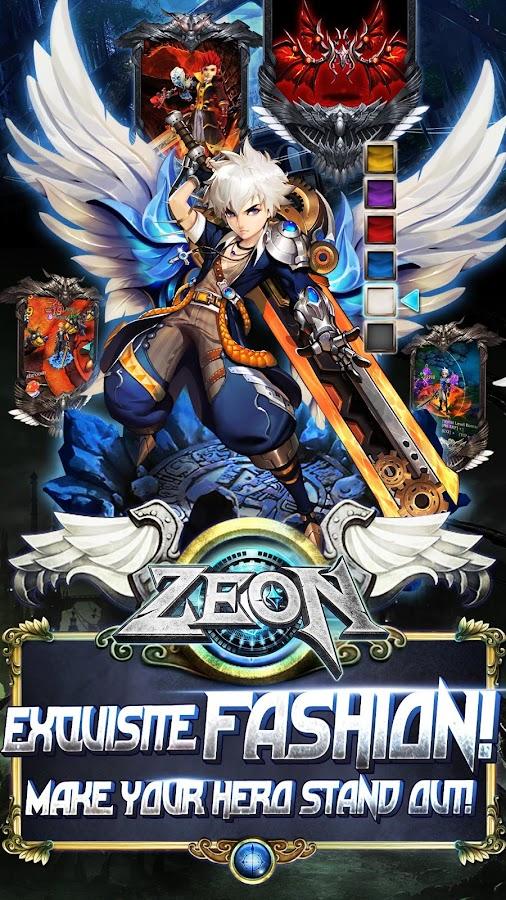 zeon casino online