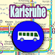 Karlsruhe Bus Map Offline for PC-Windows 7,8,10 and Mac