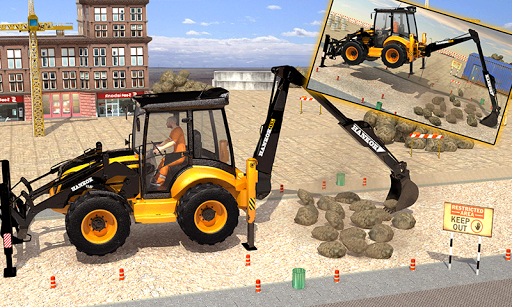 Excavator Simulator - Construction Road Builder 1.0.1 screenshots 1
