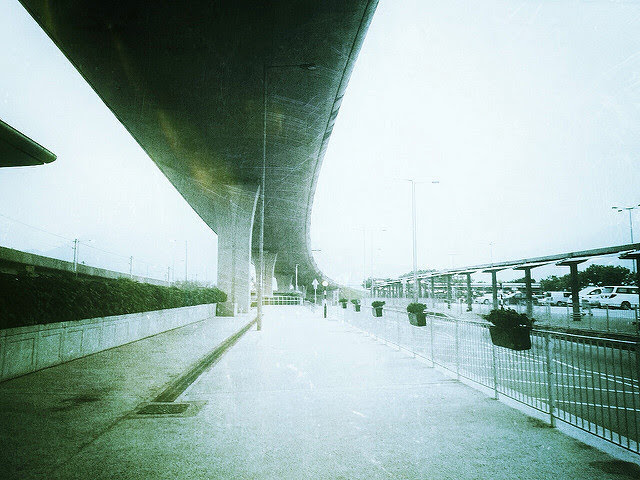 Under, Hong Kong, Highway, beneath highway, under highway, 香港, 公路下, 公路