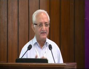 Photo: Rajiv Dhar, Senior International Consultant, Export  Packaging