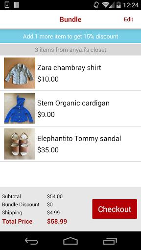 玩購物App|Totspot: Buy Sell Kids Clothes免費|APP試玩