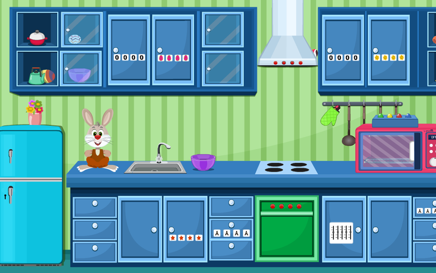 3d escape games puzzle kitchen 2 android apps on google play. Black Bedroom Furniture Sets. Home Design Ideas