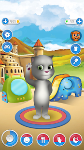 My Talking Bob Cat - náhled