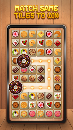 Tile Connect - Free Tile Puzzle & Match Brain Game 1.4.1 screenshots 4