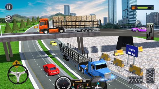 World Heavy Cargo Truck: New Truck Games 2020 0.1 screenshots 3