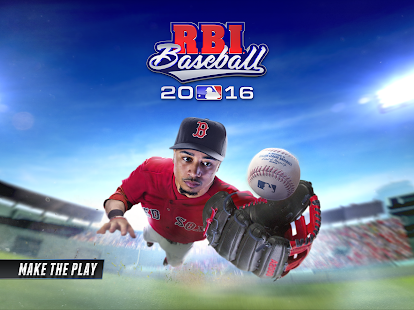 R.B.I. Baseball 16- screenshot thumbnail