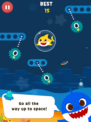 Baby Shark UP : Go Higher, Brooklyn 2.0 screenshots 11