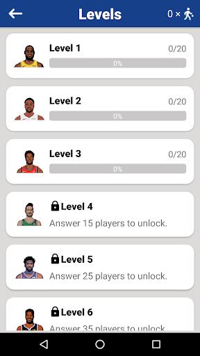 Code Triche Guess The NBA Player Quiz APK MOD (Astuce) screenshots 2