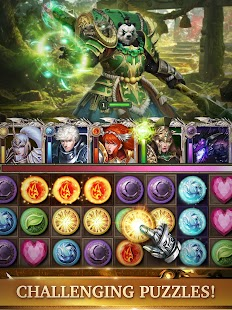 Legendary : Game of Heroes - náhled