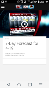 WFFT Local Weather- screenshot thumbnail