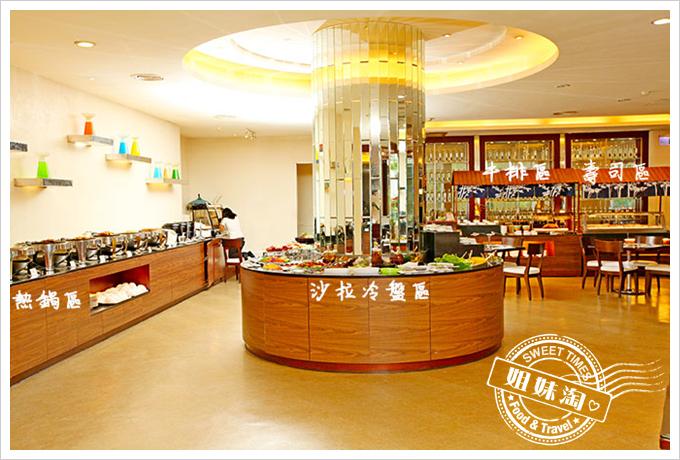 蓮潭國際會館晚餐自助餐