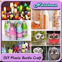 DIY Plastic Bottle Crafts icon