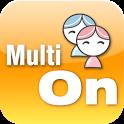 멀티온 (MultiOn)개인창업 대리,퀵,꽃배달,탁송,화물,이사,렌탈,중고차,신차등 icon