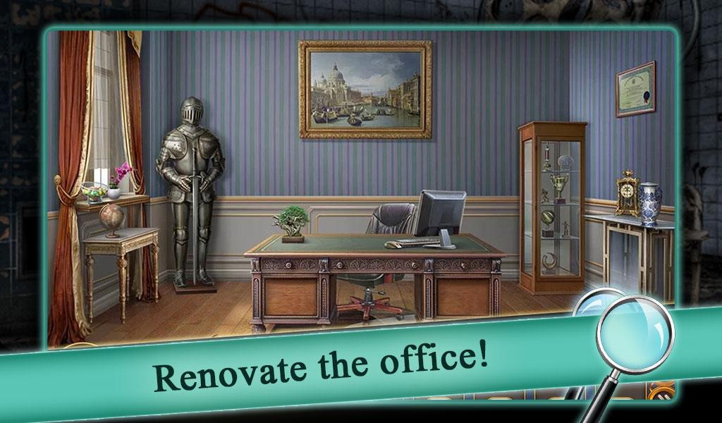 Blackstone Mystery: Free Hidden Object Puzzle Game- screenshot