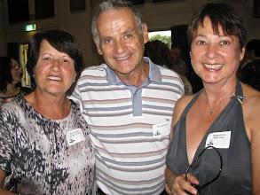 Photo: Rose ( Van der Poorten) Marks, Bernie Kresner, & Maggie Kurta