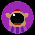 Bored Rudolf icon