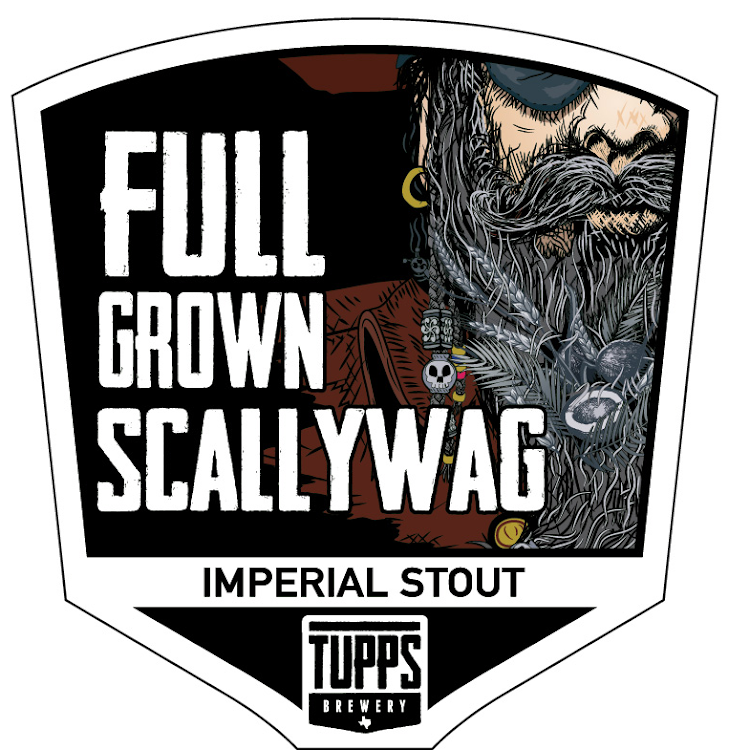 Logo of TUPPS Full Grown Scallywag