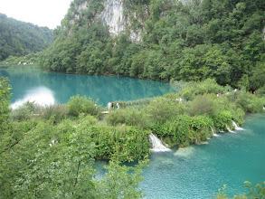 Photo: jezera Gavanovac a Kaluderovac
