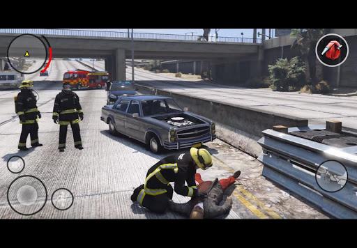 FireFighter Emergency Rescue Sandbox Simulator 911 1.01 screenshots 1