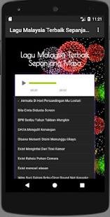 Lagu Malaysia Terbaik Sepanjang Masa - náhled